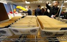 'Blue Shift' From US Mail Ballots Might Cause Election Week Unrest
