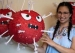 Woman Helps Children 'Beat the Heck' out of Coronavirus