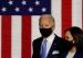 Democrats Biden, Harris First Campaign Appearance Together