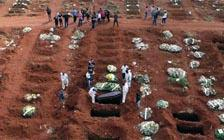 Brazil Records 4,000 Daily COVID Deaths for First Time