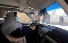 Gaza Mother Is First Woman Taxi Driver in Territory