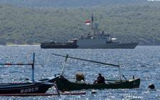 Indonesia Searches for Lost Submarine Carrying 53 Sailors